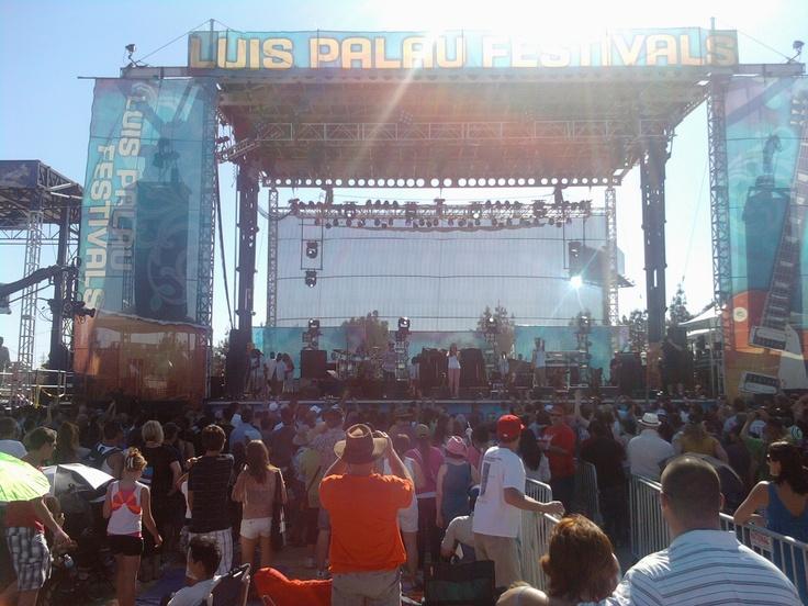 festival luis palau: