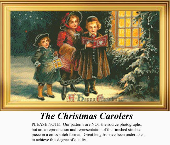 Joy And Noel Holiday Caroler: 858 Best Images About Cross Stitch: Vintage On Pinterest
