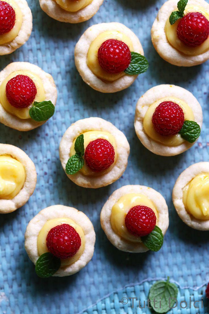 Meyer Lemon Tartlets   Recipe   Lemon tartlets, Lemon ...