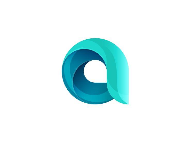 A - Logo by Xalion
