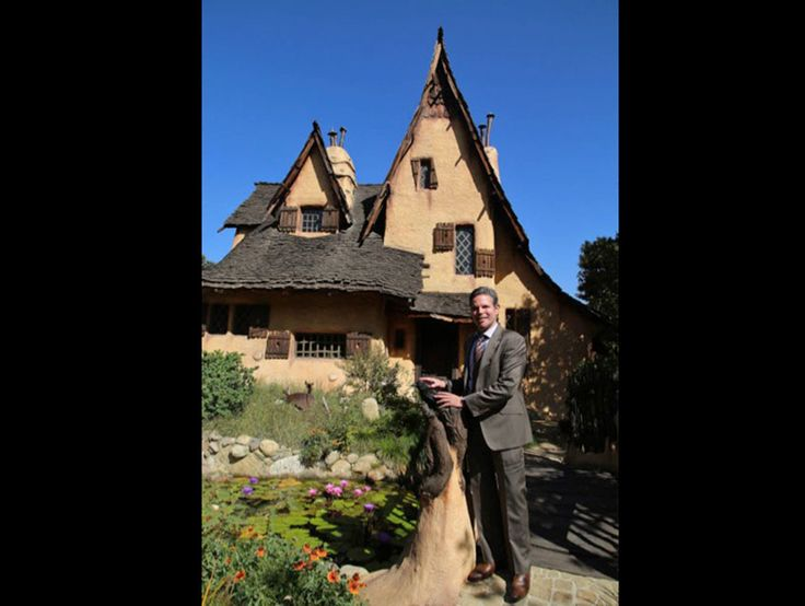 """Exclusive: Sneak a Peek Inside the """"Witch's House"""" of Beverly Hills - Los Angeles Magazine"""
