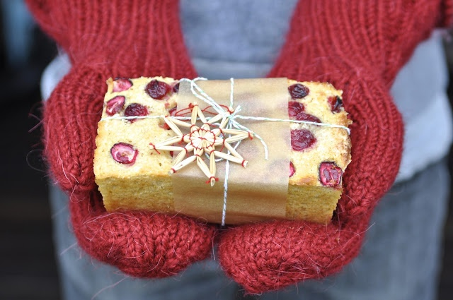 Orange buttermilk cranberry loaf | Recipes to try | Pinterest