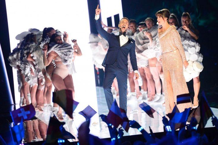 """Vince l'edizione 2016 dell'Eurovision song contest l'Ucraina. Sul gradino più alto del podio sale Jamala con la canzone """"1944""""."""
