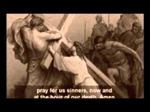 Sorrowful Rosary Mysteries Part 2