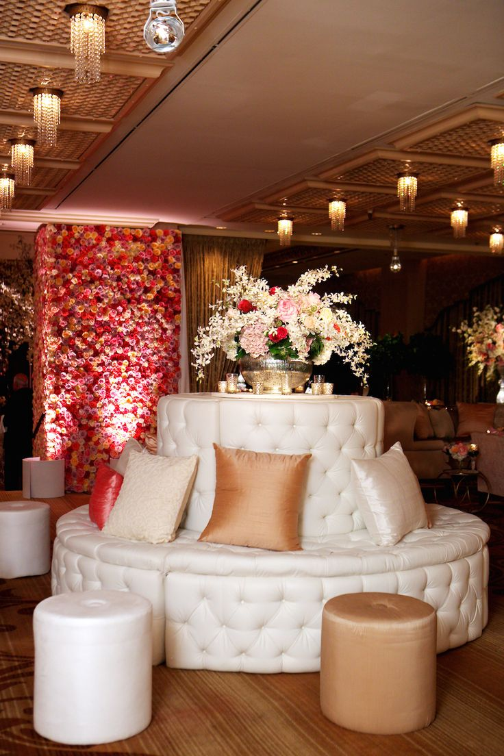 Vibrant Fall Wedding With Lush Flowers In Chicago Illinois