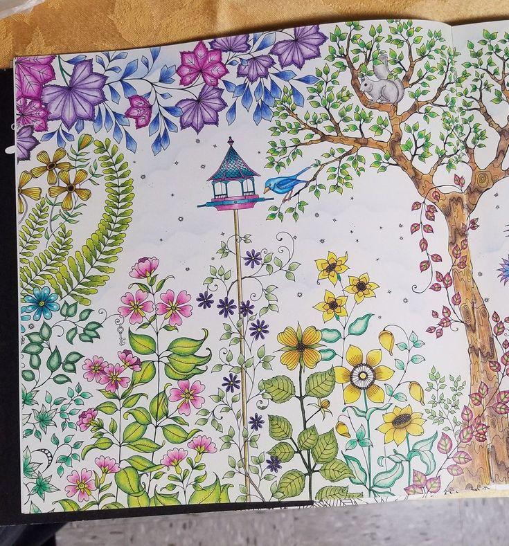 Johanna Basford Secret Garden 2 5 IDEAS FOR THE VISUAL