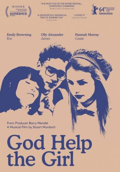 God Help the Girl (2014). As Eve begins writing songs as a way to sort through…