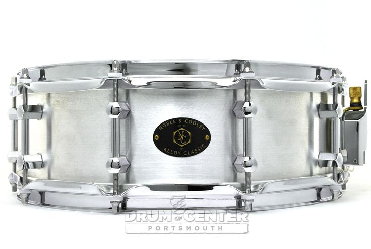noble and cooley alloy classic snare drum raw chrome the snare wall drums snare. Black Bedroom Furniture Sets. Home Design Ideas