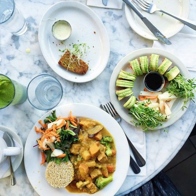 Best Affordable Vegan Restaurants Nyc