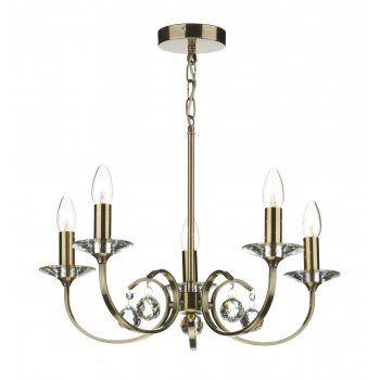 Ceiling brass light 75 pinterest the lighting book allegra 5 light antique brass ceiling pendant codedar all0575 mozeypictures Images