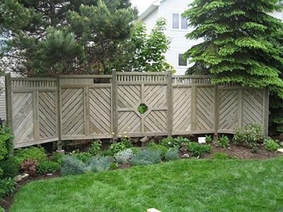 Herringbone Fence Gates And Fences Pinterest Image