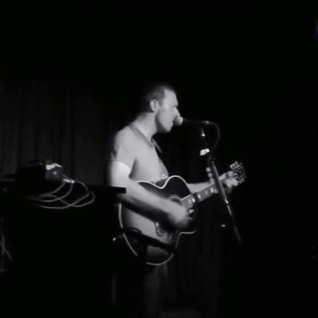 """Even with small crowds and just Chris and his guitar The Scientist is just every bit as magical. Also listen up for a Buckin moment, """"I wish Jonny was here"""", my heart  • #qotd """"Every moment was so precious"""" ~ Strawberry Swing • {fc:15.7K}  #coldplay #coldplayer #chrismartin #guyberryman #willchampion #jonnybuckland #lovehim #gorgeous #coldplayaheadfullofchrismartin"""