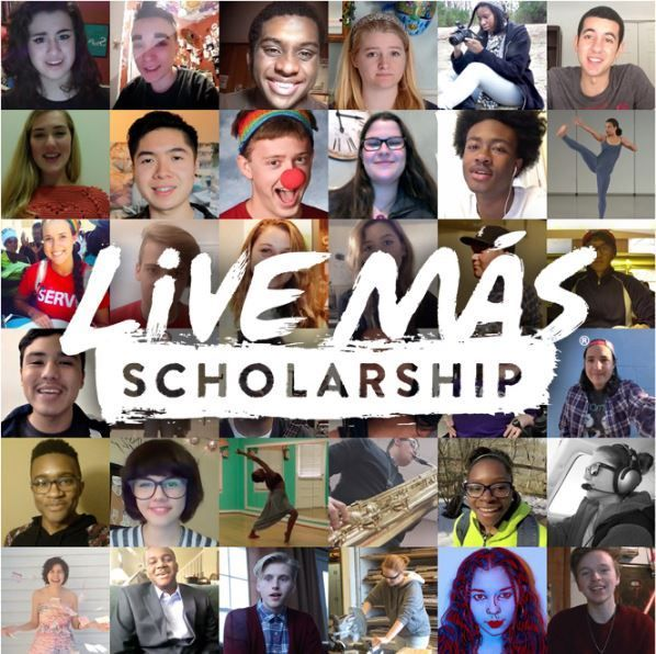 Introducing the Next Generation of Creators and Innovators: Taco Bell® Foundation™ Announces First 40 Live Más Scholarship Recipients