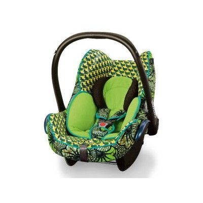 Absolutely fantastic Ankara car seat!!
