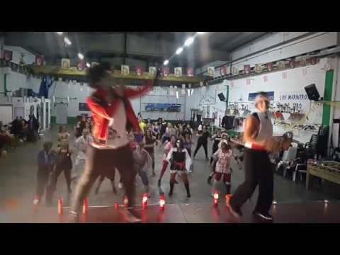 CHOREOGRAPHY - THRILLER  AFRO - YouTube