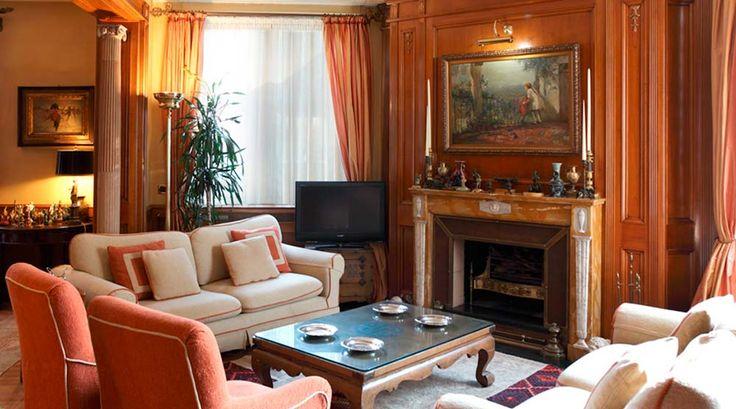 Lake Como - Villa - Villa of the lakeside - Dotti Interior Decoration