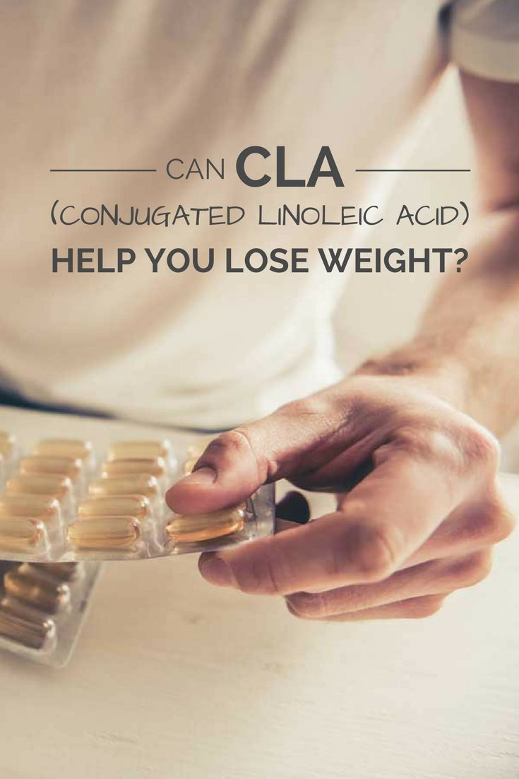 Can CLA (Conjugated Linoleic Acid) Help You Lose Weight?