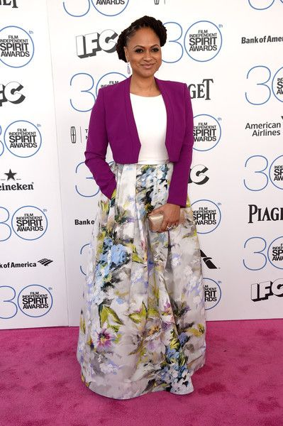 EVENT FAB: Kerry Washington, Oprah, Ava DuVernay, Common & More Hit The Carpet At The 2015 Independent Spirit Awards | The Young, Black, and Fabulous
