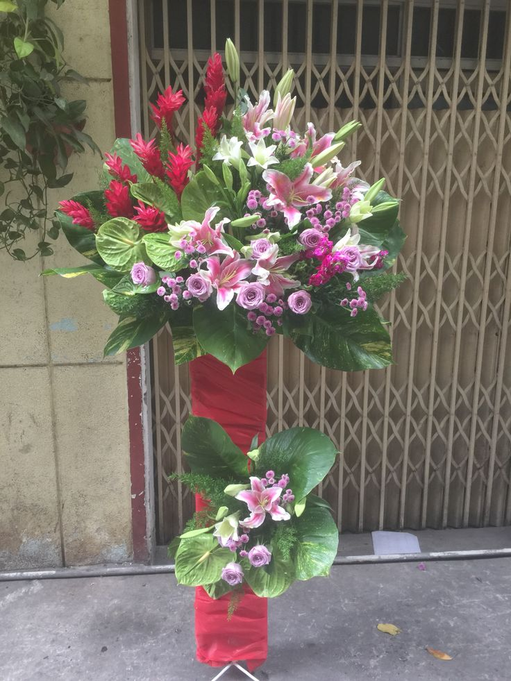 Flowers is congratulations