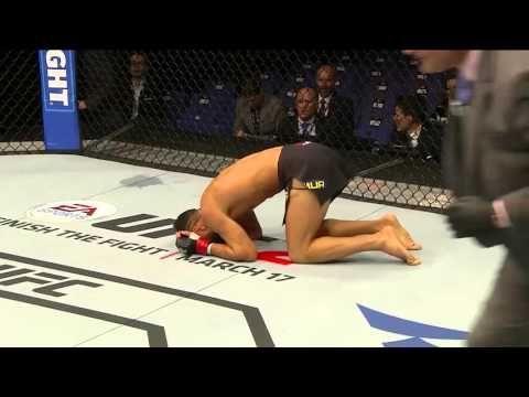 UFC Fight Night London: Amazing Finish - YouTube