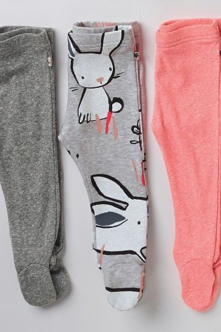 Buy Grey Bunny Leggings (0mths-2yrs) online today at Next: United States of America