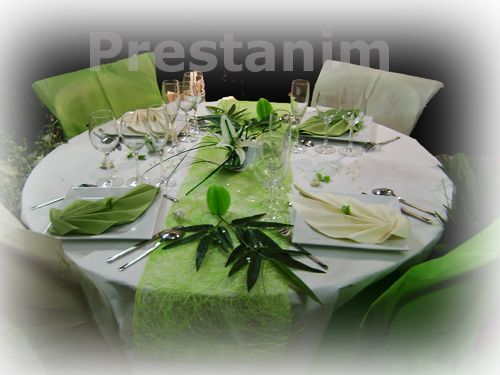 ... zen bambou  Thème zen  Pinterest  Mariage, Décoration et Tables