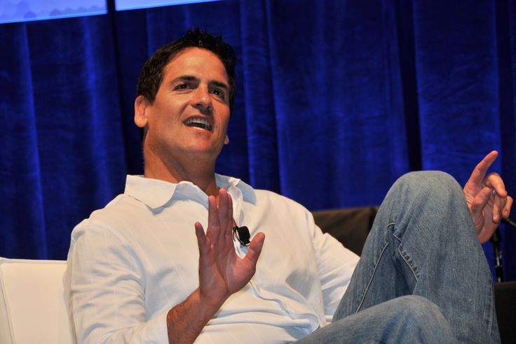 Here are Mark Cuban's words of wisdom for business success!