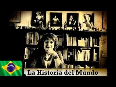 Diana Uribe - Historia de Brasil - Cap. 08 La Ruta del oro (Diamantina) ...