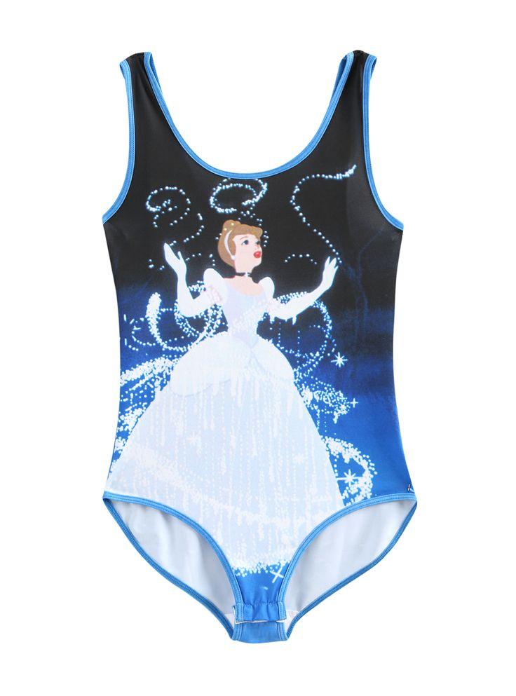 licensed cinderella bodysuit @ hot topic