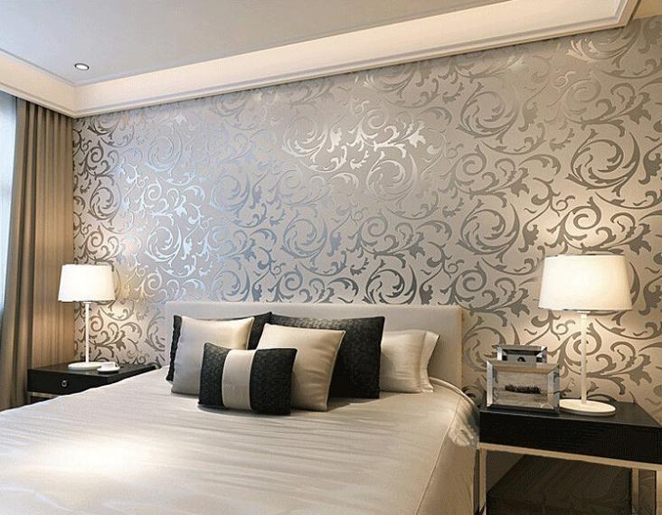 3d European waterproof living room wallpaper ,bedroom sofa tv backgroumd of wall paper roll,papel de parede listrado-in Wallpapers from Home & Garden on Aliexpress.com | Alibaba Group