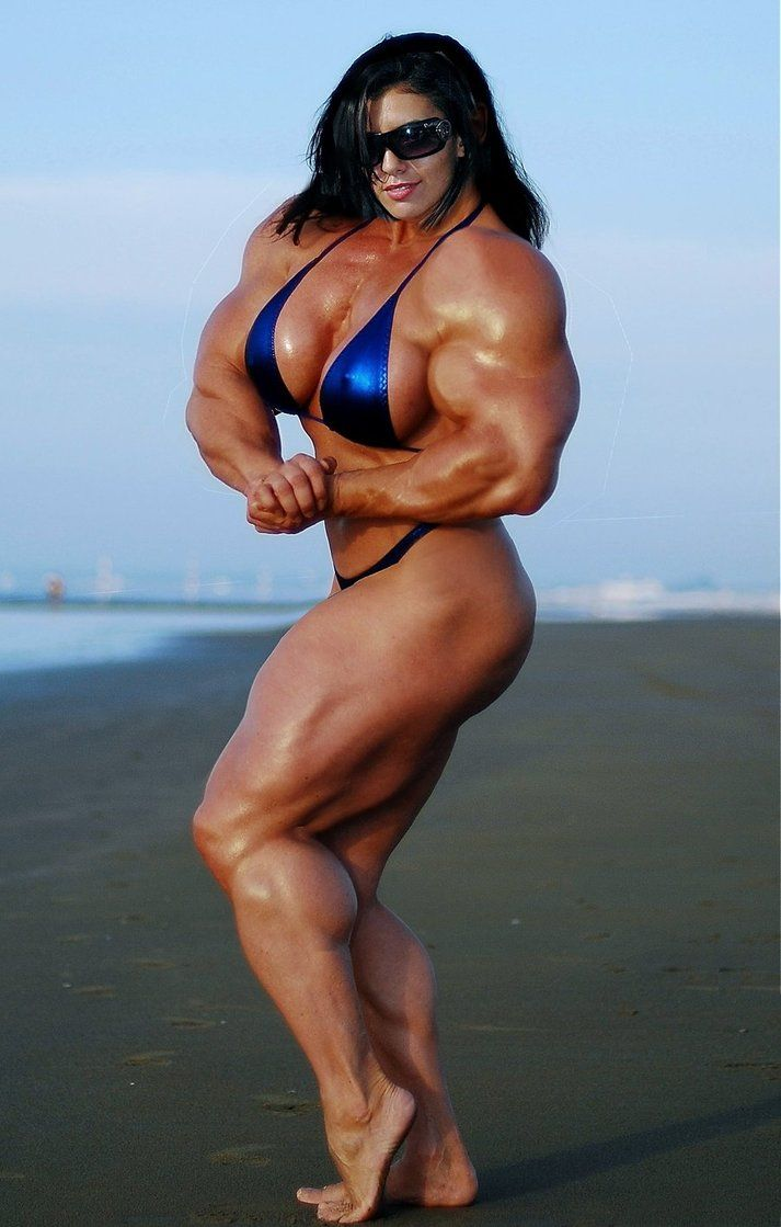Sexy Muscled Women 114