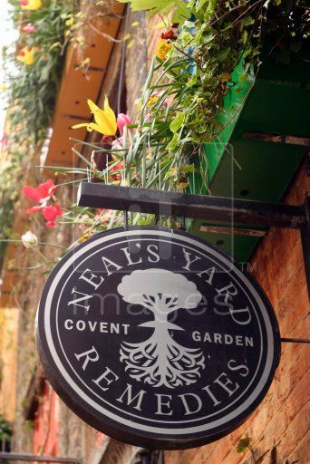 Neal's Yard Remedies, Covent Garden, London