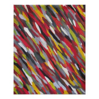 #Abstract #painting print by Devin P.L. Edwards #art #zazzle