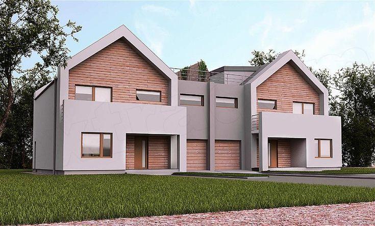 projekt Dom Nowoczesny GDA1029
