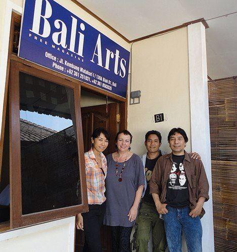 Bali Arts and me