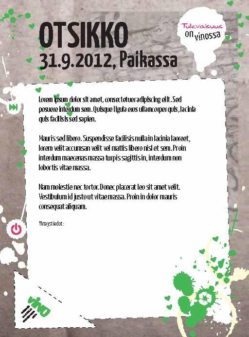 VINO ry. www.vino.fi