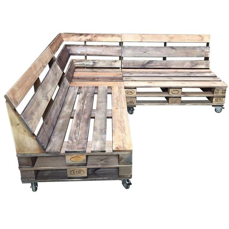 ᐅ Gartenmöbel aus Paletten – Europaletten Möbel