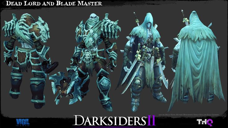 from Darksiders II