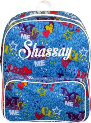 SHASSAY  It's all about me backpack