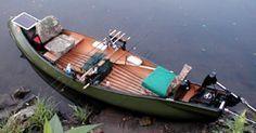 Fly Fishing Canoes & Fishing Canoes
