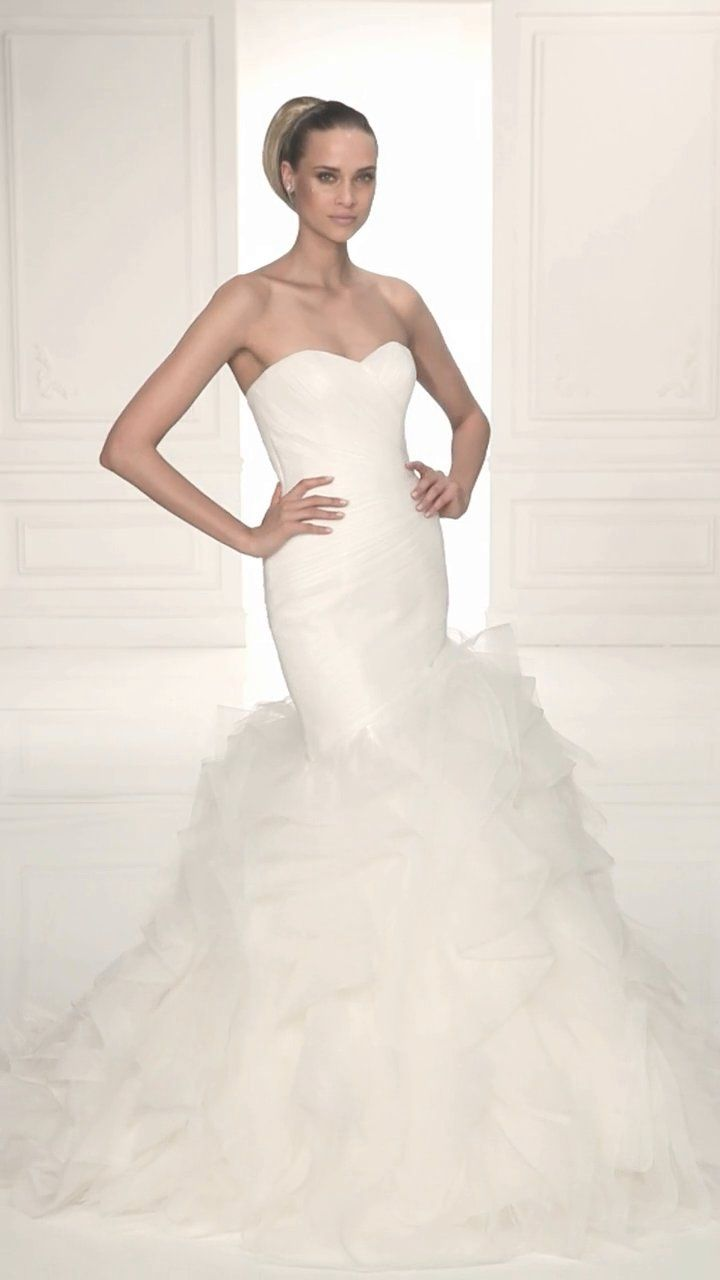 Pronovias MILDRED Style 2015 Collection Bridal GownsWedding