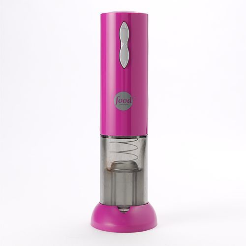 Food Network Electric Wine Opener Charger