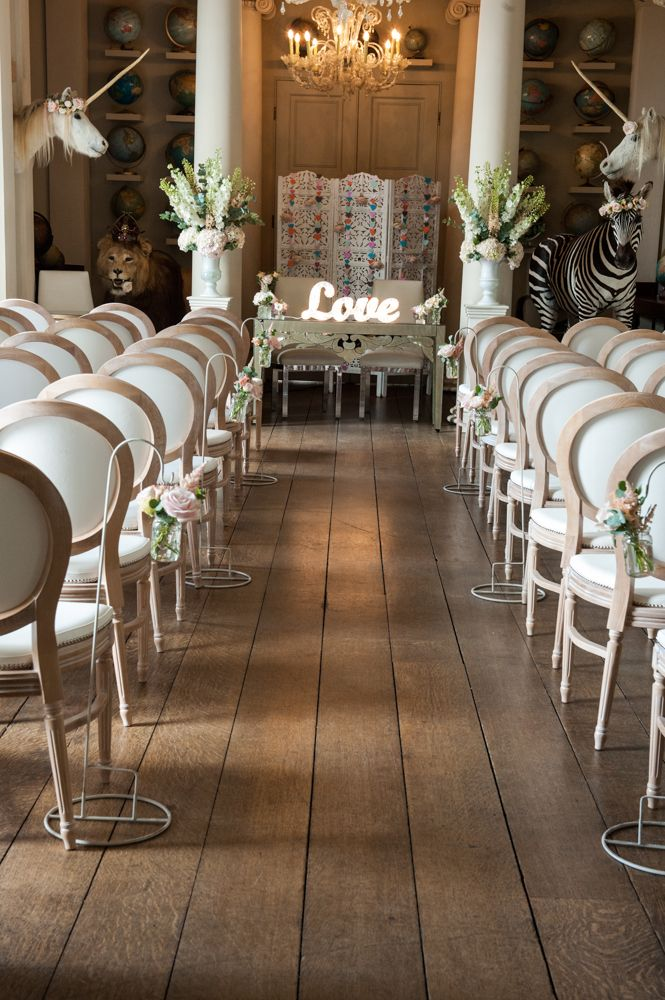 Love Wedding Aisle Created By Our Louis Chairs At Aynhoe Park In 2017