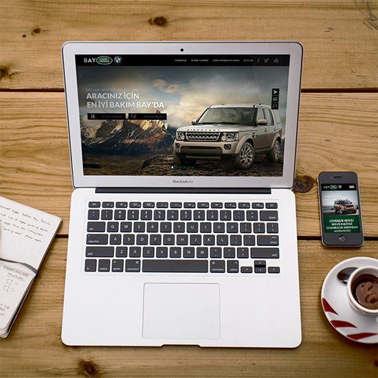 Lüks otomobil servisi konusunda İstanbul deneyimi ile Antalya'da hizmet veren Bay Land Rover web sitesi Ajansweb imzası ile responsive olarak yayında. http://baylandrover.com/