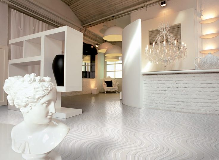 the grace of Wave collection - tiles for your creative floor and wall solutions