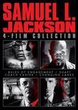 Samuel L. Jackson: 4-Film Collection - Rules of Engagement/Shaft/Coach Carter/Changing Lanes [DVD]