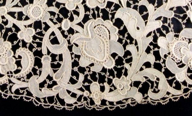 Кружевные шедевры Викторианской эпохи. Обсуждение на LiveInternet - Российский Сервис Онлайн-Дневников