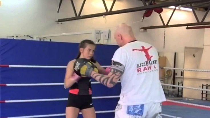 Coach Roger Mittology Training / Mayweather style - National Boxer Anabe...