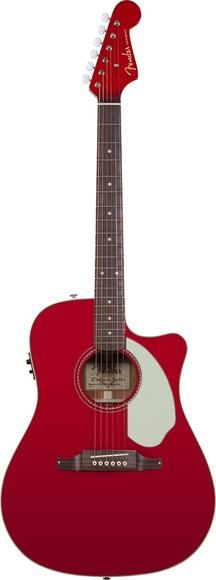Guitare Acoustique Sonoran SCE Rouge