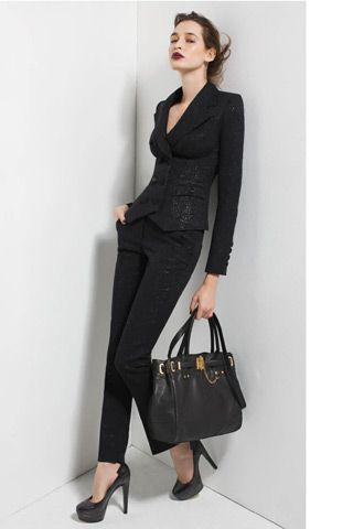 197 best Modern women's suits images on Pinterest | Costumes ...